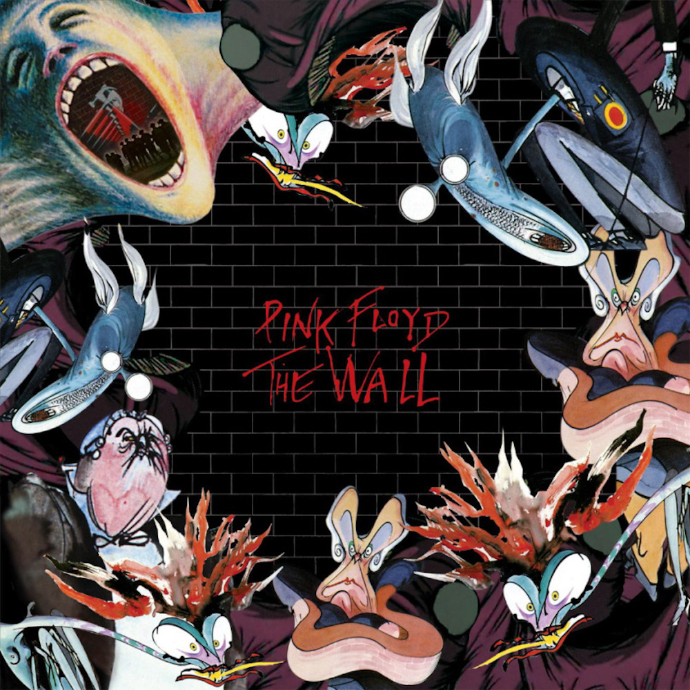 The Wall Pink Floyd: How Gerald Scarfe And Pink Floyd Built 'The Wall