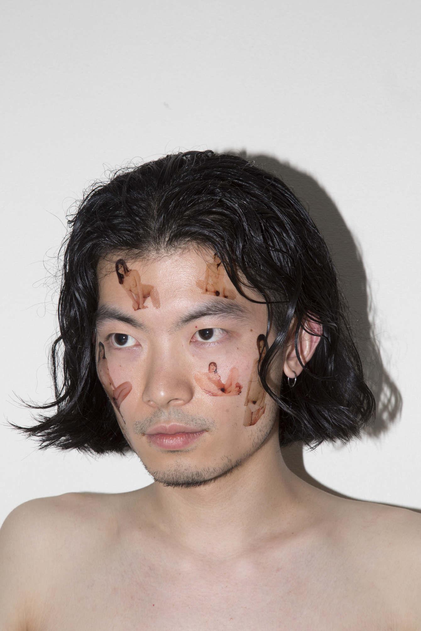 A conversation with artist john yuyi for Asian face tattoos
