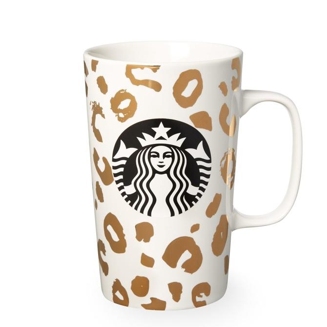 Starbucks: Cheetah Mug - Jordan Kay